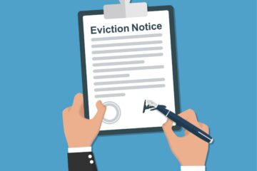 Business eviction ban