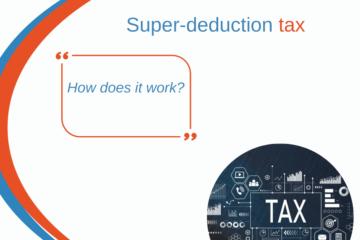 Super-deduction tax