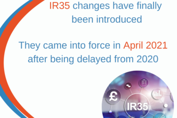 IR35 changes finally come into force